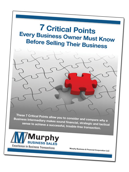7 Critical Points Every Business Owner Must Know Before Selling Their Business