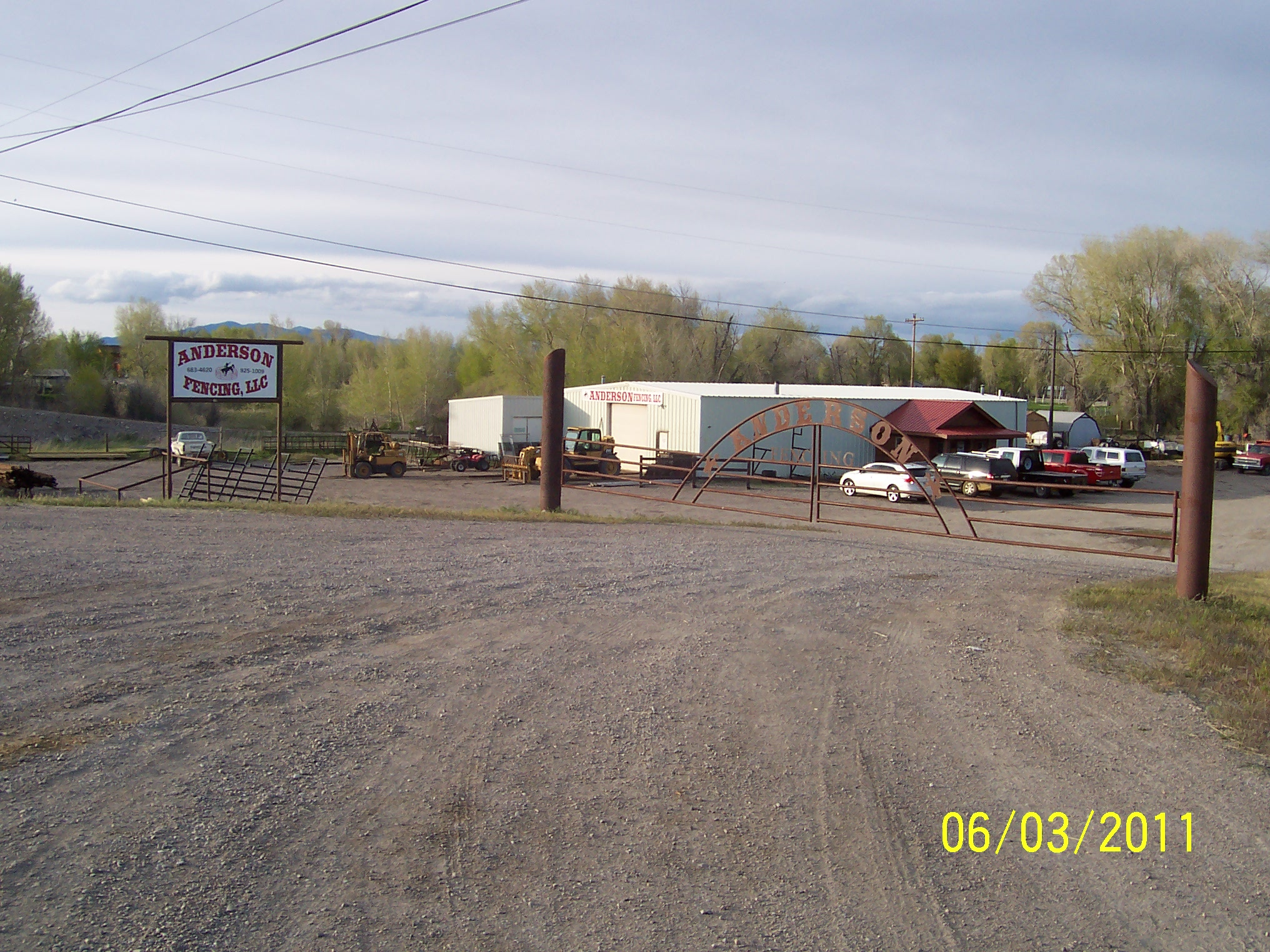 Montana Fencing Company For Sale