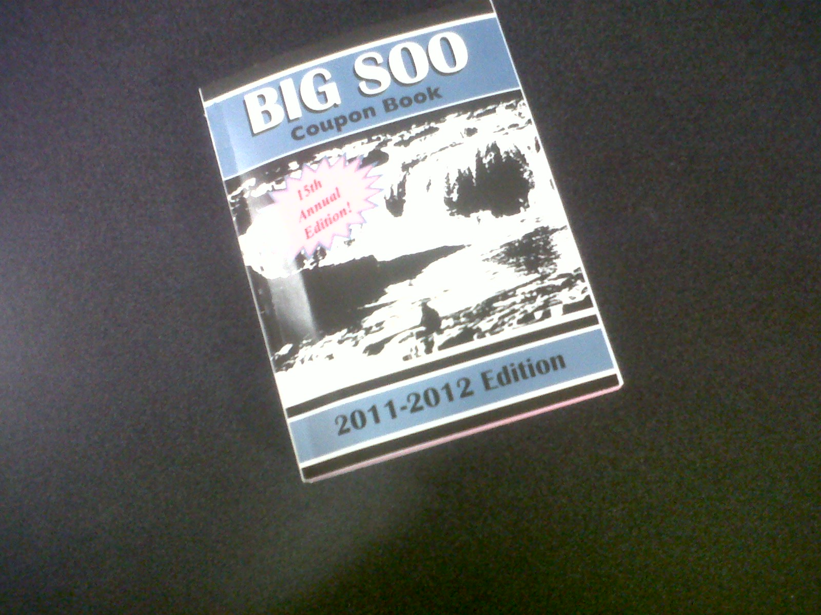 Big Soo Coupon Book/ Community Coupon Book