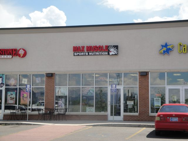 Priced to Sell! Sport Health & Nutrition Store For Sale