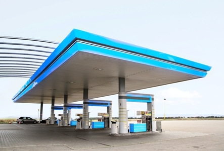 Gas Station and Convenience Store For Sale