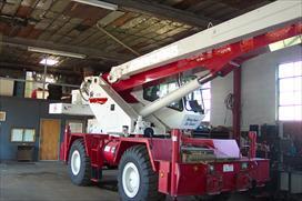 Material-Handling Equipment Repair, Rental and Sales
