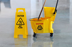 Commercial Janitorial Service for Sale
