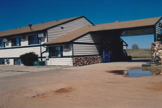 Busy Motel Near the Oil Fields For Sale