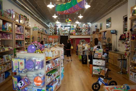 Niche Specialty Toy & Book Retail-Motivated Seller-For Sale