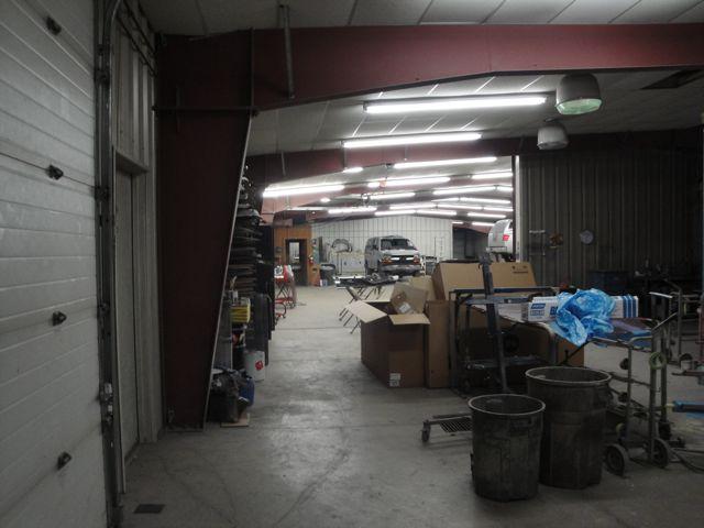 Automotive Body Shop Building and Land For Sale