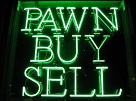 High Volume Pawn Shop For Sale