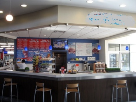 Smoothie Bar/Restaurant in Popular Health Club For Sale