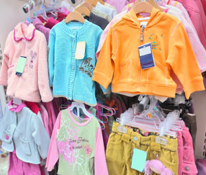 Upscale Children's Clothing Store For Sale