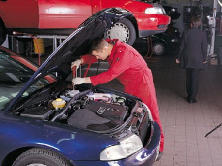 New, Well Equipped, Auto Repair Shop For Sale