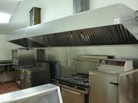 Commercial Vent & Hood Cleaning Company For Sale