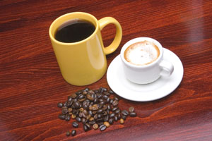 Coffee Shop Located Downtown Portland For Sale