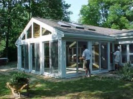 Sunrooms - Manufacturing and Installation For Sale