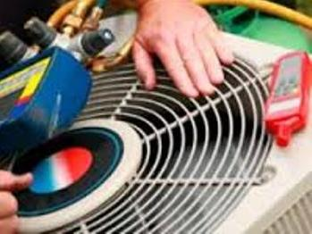 HVAC Service with Real Estate For Sale