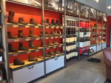 Retail Footwear/Dealership Store For Sale