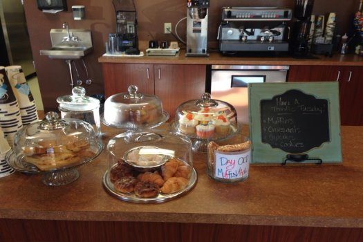 Bean and Vine Coffee Shop For Sale
