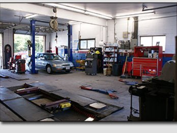 Auto Repair Center - Great Location For Sale