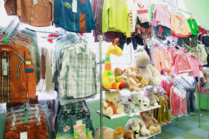 New/Used Consignment Store for Children's Clothing & Toys For Sale