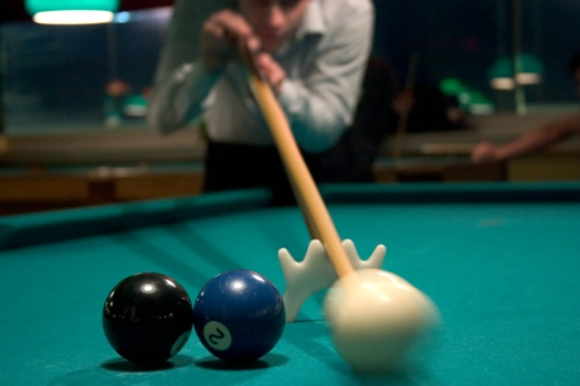 Billiard, Drinks, Game Machines, Music and Food For Sale
