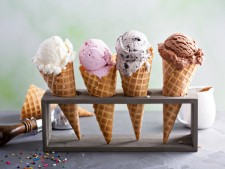 Franchise Ice Cream Store For Sale