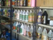 Manufacturing & Distribution - Chemical Products