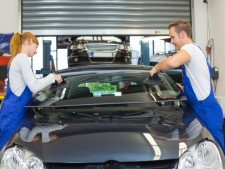 Windshield Repair,  Replacement & Tinting Shop
