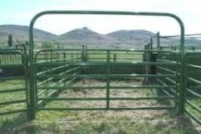 Metal Gate Manufacturing