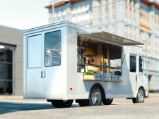 Food Truck, Catering  & Commercial Bakery