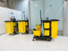 Commercial Cleaning Service- 10% down NETTING $263,000