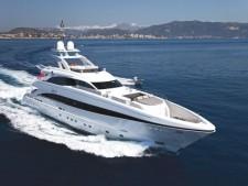 Luxury Yacht Marine Engine Service and Repair