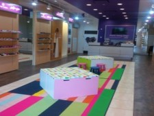 Kids Shoe Store in Desireable Lifestyle Mall