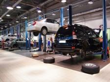 10 Bay Auto Repair Shop