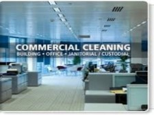 Commercial Cleaning Company With Long Term Contracts