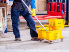 Commercial Cleaning - Specialized
