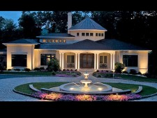Landscape Lighting Design, Installation and Maintenance