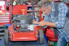 Profitable Lawn Mower Repair Business