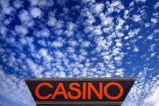 Casino, Bar and Bowling Center with Real Estate