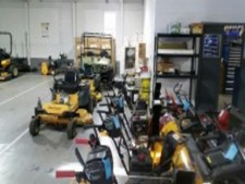 Outdoor Power Equipment Sales and Service and Rental