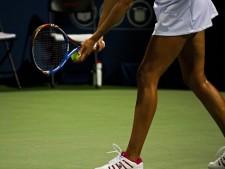 Tennis Anyone!  Indoor/Outdoor Courts