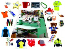 Promotional Marketing w/in House Embroidery