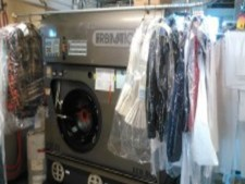Successful Commercial Cleaner, Dry Cleaner and Laundromat