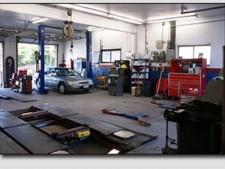 Remodeled Franchise Automotive Center