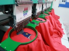 Established Commercial Embroidery Business