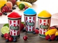 Rita's Italian Ice with Mobile Cart! Great Location!