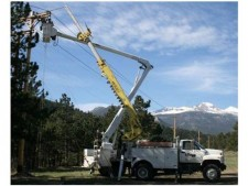 Established Utility Truck Equipment Sales and Rental