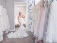 High End Bridal & Formal Wear Store for Sale