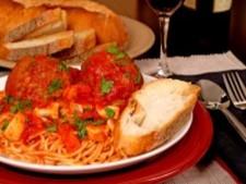 Italian Restaurant Featuring Pizza & Pasta